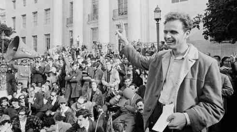 Mario Savio Free Speech Movement 1964